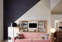 HOME // Living Room / by Fig. 2 Design Studio