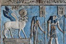 Egypt II  مصر / Si hi hagués una màquina del temps ... però per això està el cinema, el teatre, la pintura .... / by Rosalia Casas H.
