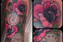 Ink || Clocks