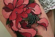 Ink || Flowers & plants