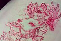 Illustration || Tattoo