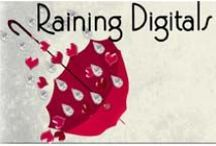 My Store @ Raining Digitals / by Caroline B. Laurens