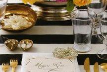 Table Decor & Settings