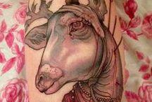Ink || Deer
