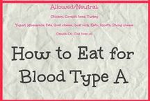 Blood Type A / by Bridget Crain