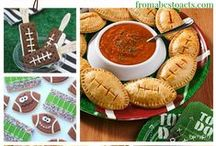 Tailgater Sports Nut Ideas / Tailgate food sports parties galore