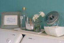 Laundry Room / Inspiration for the laundry room of my dreams