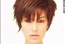 ~ CUTE HAIRSTYLES and COLOR ~ / Cute and playful hair styles and color..