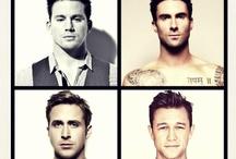 Boys boys boys <3 / by Kristin Hickey