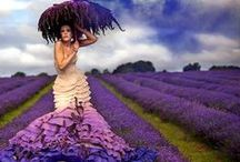 ~ LAVENDER LOVE ~ / Beautiful and fragrant Lavender..
