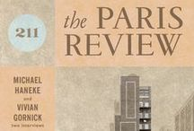 The Paris Review Issue Covers / covers from past issues of The Paris Review / by The Paris Review
