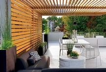 Garden / Outdoor / Attic / by Pedro Sempere