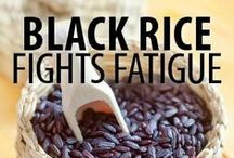 Nutrition / Everything you need to know about eating rice and grains! Nutrition facts and more!