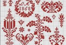 Cross Stitch Freebies / by Dana K