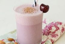 ~ SMOOTHIE'S and JUICE'S ~ / Some that are darn good for you and then some that are just darn good...