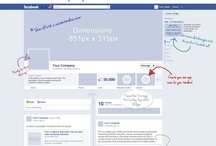 social_media / sizing charts and stats info for Pinterest, Twitter, Facebook, ect.... / by Regina Stanmar