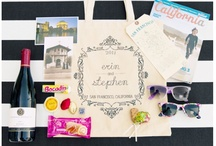 Wedding Welcome Gifts / by Fairmont Hotels & Resorts