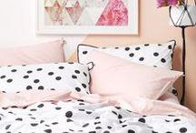 bedroom. / by Elisabeth A