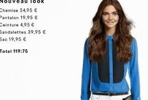 H&M total look - my designs