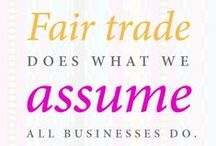 all's fair... / A collection of fair-trade merchandise finds to encourage myself-and others-in the way of ethical purchases. Note: I have not investigated each and every company represented here. Buy based on your own research. :) / by Caroline Kraft {Everly Pleasant}