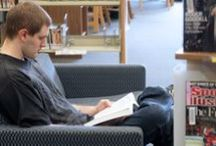 Our Library / Edmonds Community College's library. / by Edmonds Comm_College