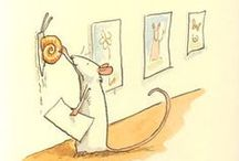 illustration inspiration /   / by Caroline Kraft {Everly Pleasant}