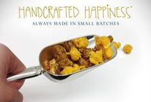Handcrafted Happiness / See what makes every bite of Garrett Popcorn special! / by Garrett Popcorn Shops