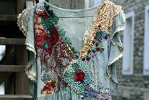 Upcycling Clothing Ideas / by Beverly Wolf