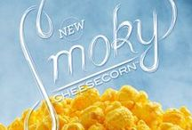 New Recipe POPPING up May 30th! / We're announcing a brand new flavor on May 30, 2014!  What do you think the top secret flavor will be? Stay tuned on our website for updates: www.GarrettPopcorn.com  / by Garrett Popcorn Shops