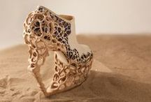3D printed shoes / and inspiration