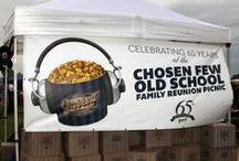 Chosen Few Old School Family Reunion Picnic / The Garrett Popcorn Team went out to the Chosen Few Djs Old School Family Reunion Picnic in Jackson Park on July 5, 2014 to share our #HandcraftedHappiness with all the great families and House DJ's. / by Garrett Popcorn Shops