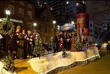 2011 Lights Festival at The Magnificent Mile / #TBT Back in 2011, #GarrettPopcorn was excited to join the fun of the Lights Festival on The Magnificent Mile! / by Garrett Popcorn Shops