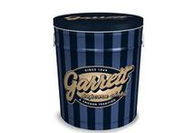 Garrett Popcorn Tins / Always handcrafted fresh on the day your order ships. / by Garrett Popcorn Shops