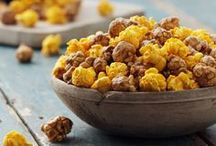 Garrett Popcorn Flavors / Garrett Popcorn Shops® Signature Flavors.