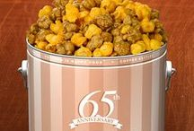 #Garrett65th Anniversary / We're celebrating our special 65th Anniversary all month long in September! / by Garrett Popcorn Shops