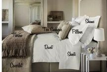 ~ BEDDING ~ / Because your resting place should be the most comfy and most beautiful place there is..