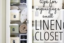 ~ LINENS AND MORE ~ / The fabrics of our life..