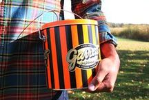 Garrett Popcorn has FALLen in Love with the Season! / All of our fun ideas to enjoy this Fall with #GarrettPopcorn! / by Garrett Popcorn Shops