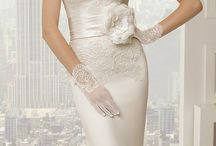 Wedding Dresses / by Pamela Reistle