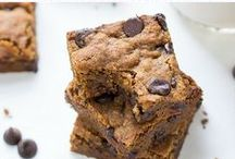 Desserts / How to use rice and grains in yummy desserts! Some healthy and some indulgent...