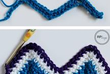Crochet Patterns/Tutorials