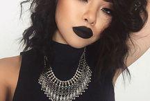 Heavy Make Up Looks