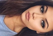 Light Make Up Looks / Make up looks which are not too bold and more suitable for day time