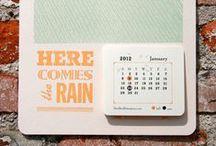 ⥢ DESIGN calendars ⥤