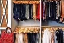 Closets, closets, closets....