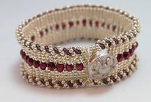 Bead bracelets / by Wayne Lenox