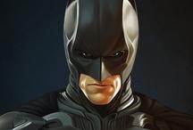 favorite video game & comic book characters