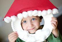Preschool Christmas Crafts / christmas preschool crafts, toddler christmas crafts, preschool christmas crafts, holiday crafts for toddlers, christmas crafts for children, christmas gifts for kids to make, christmas ornaments to make with kids / by AllFreeKidsCrafts