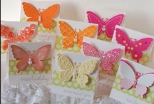 All 3 x 3  SU - Thank You Cards / by Angela  C Fernandez