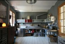 Monapart Kitchens / Heart-stirring kitchens of some of the most atypical homes in Barcelona. / by Monapart
